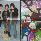 Pretty Rhythm Rainbow Live / Little Battlers eXperience (Danball Senki) Double-side Poster / Pin-up