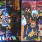 Inazuma Eleven / Yowamushi Pedal Double Sided Poster / Pin-up