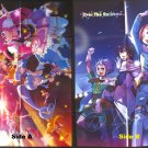 HappinessCharge PreCure! / Pretty Rhythm Double Sided Poster / Pin-up