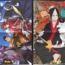 Sengoku Basara Judge End / Hozuki no Reitetsu Double Sided Poster / Pin-up