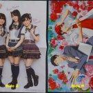 SKE48 / Gekkan Shoujo Nozaki-kun Poster / Pin-up