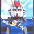 Mobile Suit Gundam Seed Destiny /.hack Calendar Poster / Pin-up 2003
