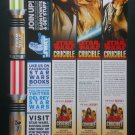 Star Wars Crucible Promo Bookmark Set of 3 + Lightsaber & SWAT Bookmarks