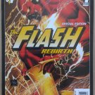 Flash: Rebirth # 1 Special Edition (DC Comics, What's Next, 2010)