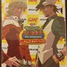 Tiger & Bunny The Beginning Double-Sided Paper File Folder