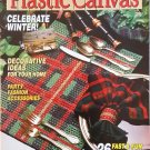 Quick & Easy Plastic Canvas No. 09 Magazine (Dec / Jan 1991)