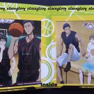 Kuroko's Basketball Photo Collection Album Bromide Card Set Aomine