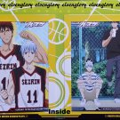 Kuroko's Basketball Photo Collection Album Bromide Card Set Kuroko & Kagami