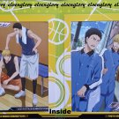 Kuroko's Basketball Photo Collection Album Bromide Card Set Kise & Kasamatsu