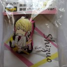 Movic Durarara!! Ani-Kuji F-4 Prize Shizuo Heiwajima Headphone Ver. Cellphone Screen Cleaner Strap