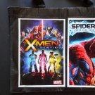 Activision NYCC 2011 Black Tote Bag (X-Men, Spider-Man)
