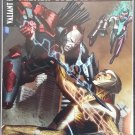 Valiant First Pullbox Preview Vol. 1 # 2: Armor Hunters