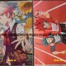 Love Heaven / Bakumatsu Rock Double-sided Poster / Pin-up # 1