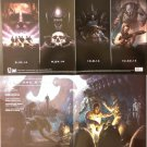 Aliens Predator Double-sided Poster / Pin-up
