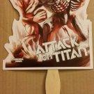NYCC 2014 Attack on Titan (Shingeki no Kyojin) Promo Fan