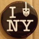 "NYCC 2014 Shovel Ready- I ""Shovel"" NY Adam Sternbergh Button/Pin Promo"
