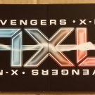 NYCC 2014 Marvel Avengers X-Men Axis Puzzle Flyer Promo