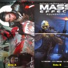 Dragon Age The World of Thedas / Mass Effect Foundation Double-sided Poster / Pin-up