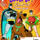 Halloween Comicfest 2014 Scooby-Doo! Team-Up Special Edition Featuring Batman & Robin