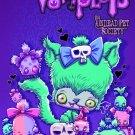 Halloween Comicfest 2014 Vamplets: The Undead Pet Society Mini Comics