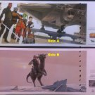 NYCC 2014 Star Wars Rebels & Adventures of Luke Skywalker Double-sided Poster / Pin-up