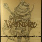The Battle for Wondla Sketchbook: Volume Three by Tony Diterlizzi