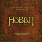 The Hobbit An Unexpected Journey Soundtrack Special Edition by Howard Shore
