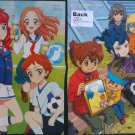 Aikatsu! / Inazuma Eleven Go! Double-sided Poster / Pin-up