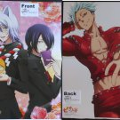 Gugure! Kokkuri-san / The Seven Deadly Sins Double-sided Poster / Pin-up