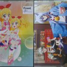 Aikatsu! / Gugure! Kokkuri san Double-sided Poster / Pin-up