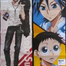 K Project Missing Kings / Yowamushi Pedal: Grande Road Long Double-sided Poster / Pin-up