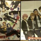 K Project Missing Kings / Ace of Diamond Large Double-sided Poster / Pin-up