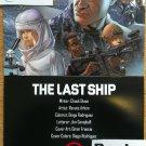 TNT's The Last Ship Promo Mini Comic