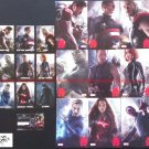 Disney Store Marvel's The Avengers: Age of Ultron Ultimate Card Set
