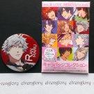 """Uta no Prince-sama Maji Love Revolutions Badge Collection No. 9 Ranmaru 2.5"""" Button Pin"""