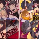 Durarara!! 2 Large Double-sided Poster / Pin-up