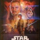 General Mill's Star Wars: The Phantom Menace Movie Promo Poster / Pin-up