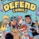 FCBD 2015 CBLDF Defend Comics