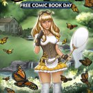 FCBD 2015 Steampunk Goldilocks