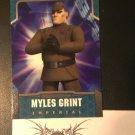 Star Wars Rebels 2015 Topps Card # 15 Myles Grint