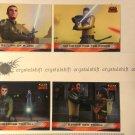 Star Wars Rebels 2015 Topps Card Kanan Jarrus 4 card set