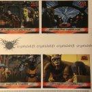 Star Wars Rebels 2015 Topps Card Hera & Jeb 4 card set