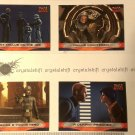 Star Wars Rebels 2015 Topps Card Agent Kallus 4 card set