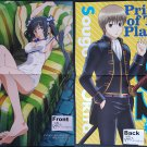 Is It Wrong to Try to Pick Up Girls in a Dungeon? / Gintama Double-sided Poster / Pin-up