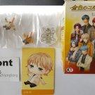 La Corda d'Oro 2f Forte: Mini Trading Figure - Keiichi Shimizu