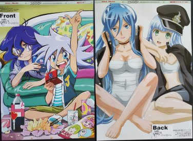 Myterious Joker / Arpeggio of Blue Steel: Ars Nova Double-sided Poster / Pin-up