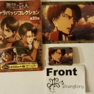 Shingeki no Kyojin/Attack on Titan Badge & Cad Collection Levi