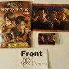 Shingeki no Kyojin/Attack on Titan Badge & Card Collection Gunther & Eld
