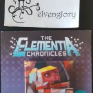 NYCC 2015 Exclusive The Elementia Chronicles Pin Unofficial Minecraft Fan Adventure Series