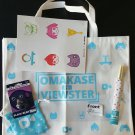 NYCC 2015 Omakase by Viewmaster Tote & Collectibles Set 2